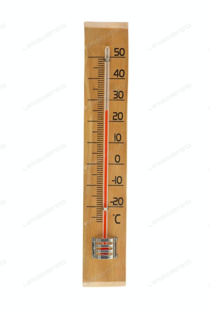 Alkohol-Luftthermometer