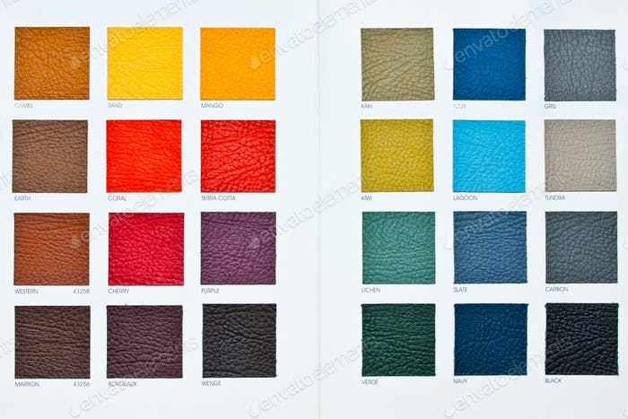 Thumbnail for Color chart