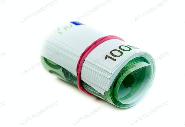100 Euro-Banknoten