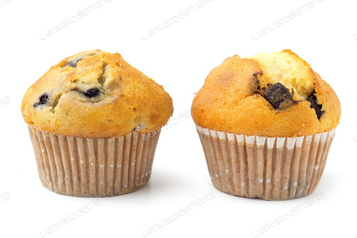 zwei Muffin
