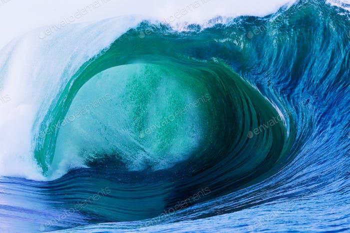 big Wave background