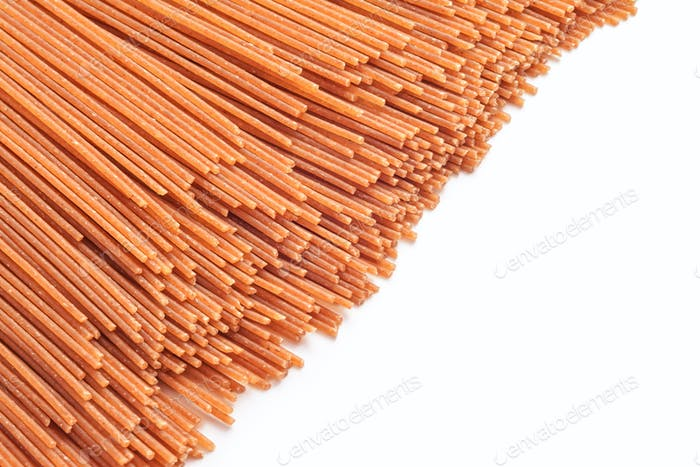 whole grain spaghettti