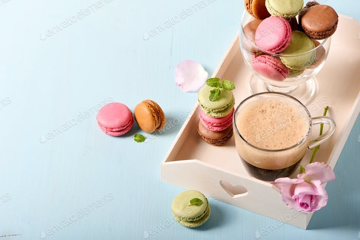 Macaroons Pastry