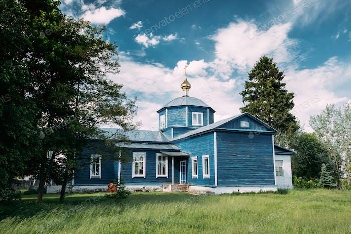 Golovintsy, Bezirk Gomel, Region Gomel, Weißrussland. Alte Orthodoxe