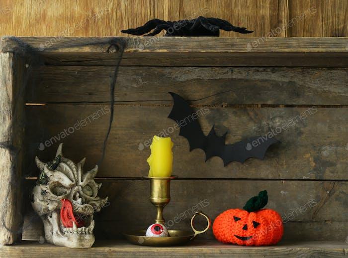 Halloween-Urlaub