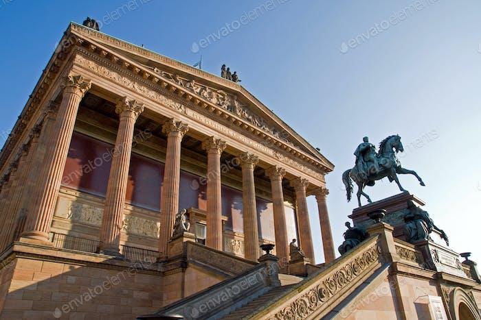 Berlins Old National Gallery