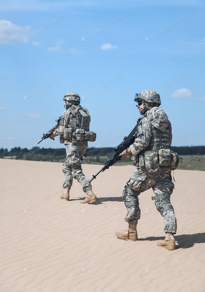 Vereinigte Staaten Fallschirmjäger Airborne
