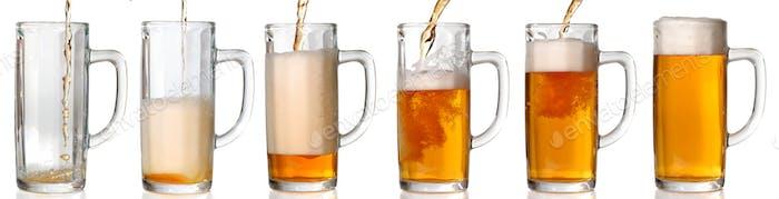 Gießen Bier. 43 Mpxls.
