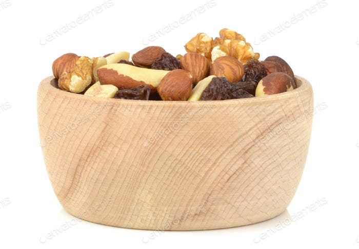 Mixed Fruit and Nuts