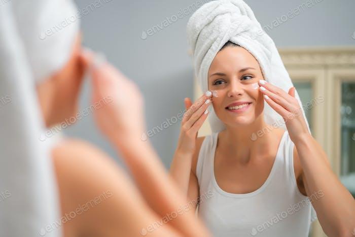 Schönheitsbehandlung