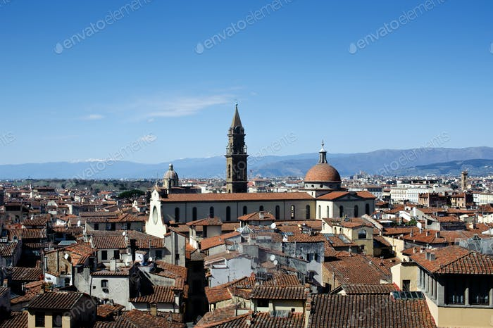 Roofs of Firenze