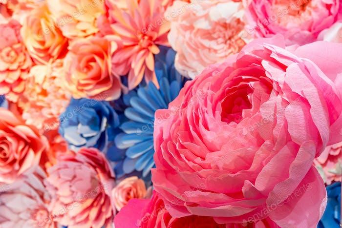 Decoratory flowers