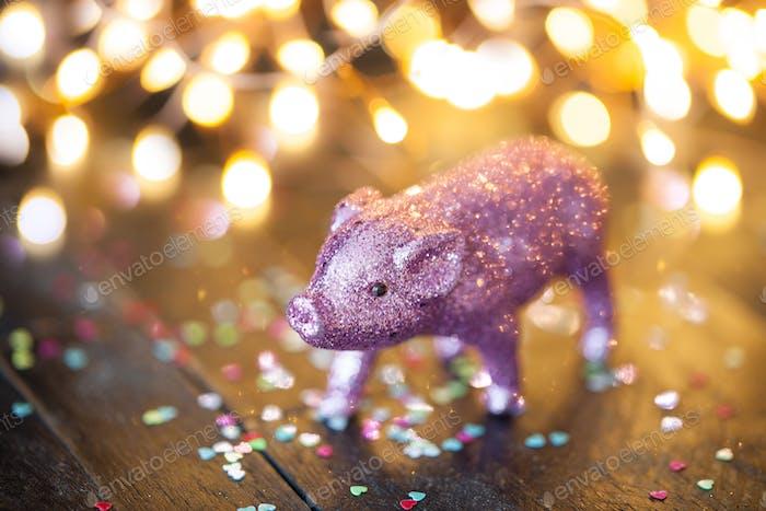 Kleines Schwein, Glücksbringer