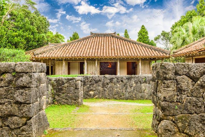 Okinawa, Japan Dorf