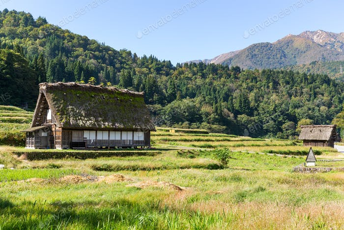 Historical Japanese Village