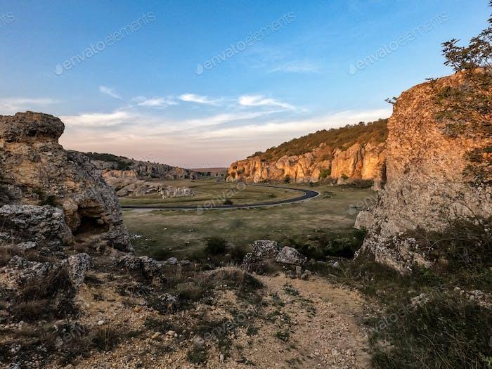 Dobrogea Gorges