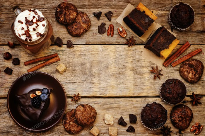 List of chocolate dishes