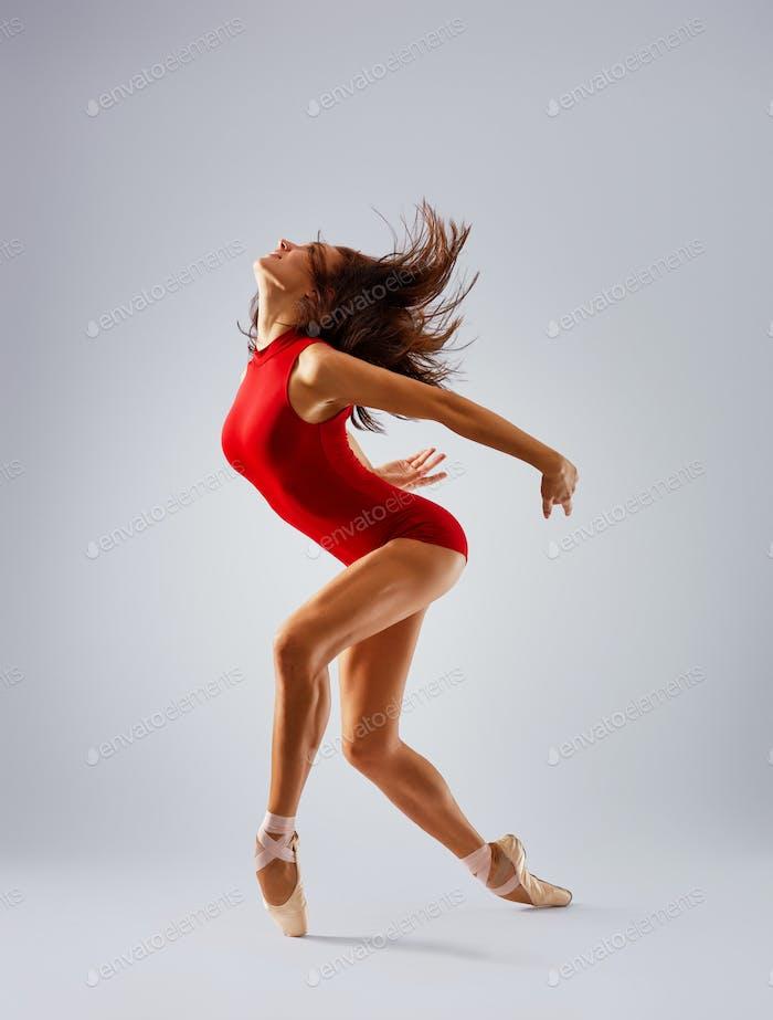 Tänzerin Ballerina