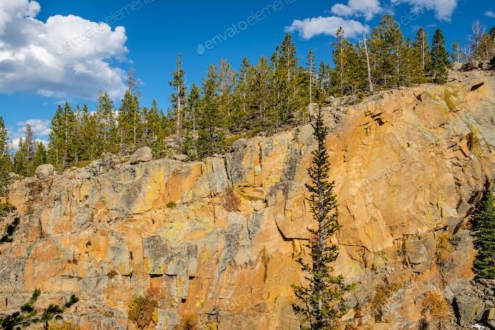 Rocks in Rocky Mountain National Park