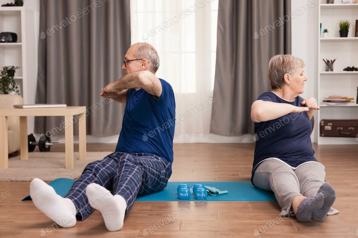 Exercises for elderly health