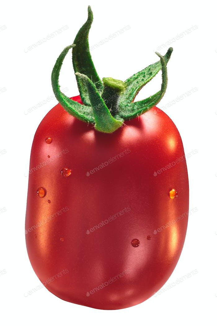 Roma VF plum tomato, paths