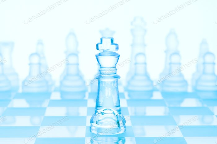 Chess leader.