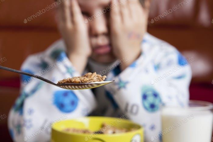 No breakfeast
