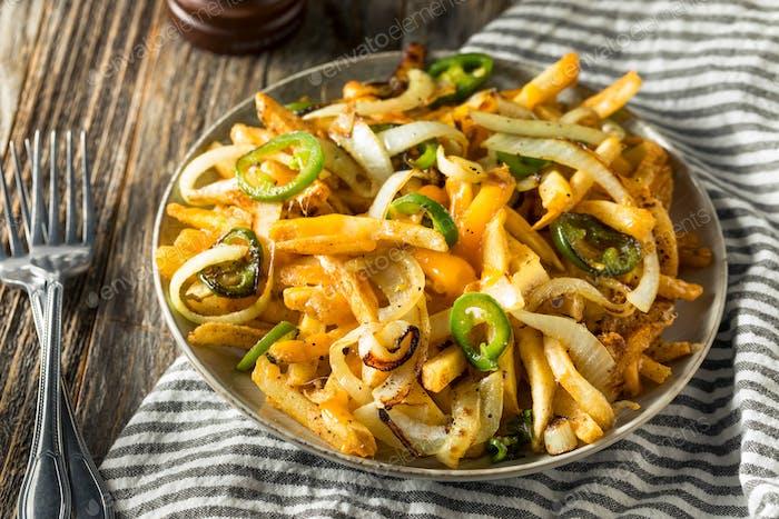 Homemade Philadelphia Spanish Fries