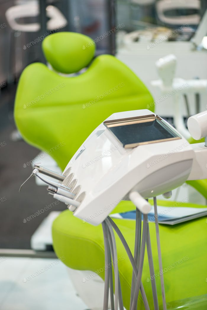 Dentist chair