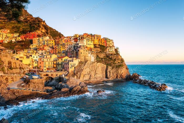 Chinque Terre, Italy
