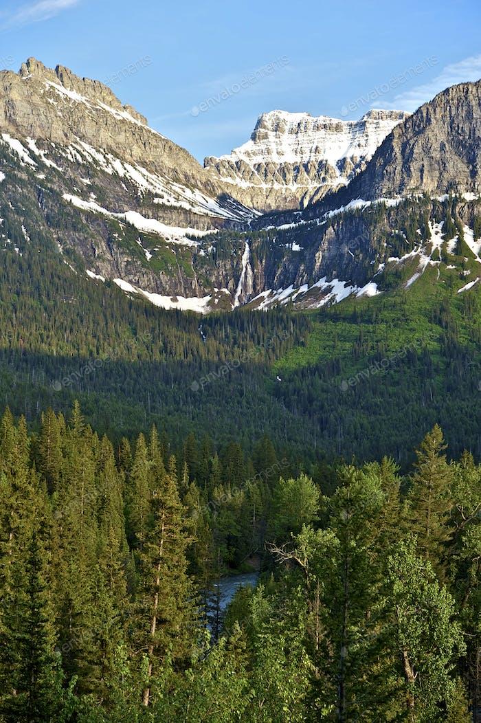 Cascades des Glaciers