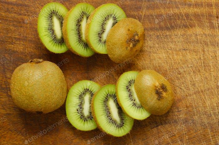 Organic Green Kiwi