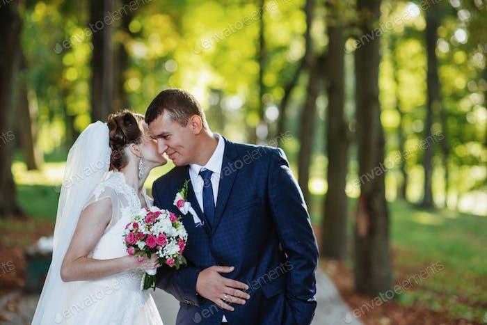 glückliches Paar veilna
