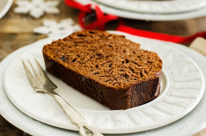 chocolate bread with chocolate chips