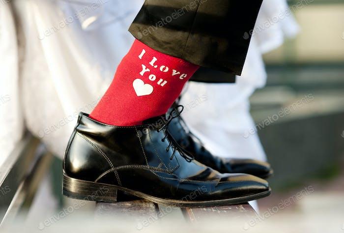 Love feet