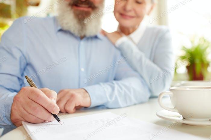 Signaturdokument