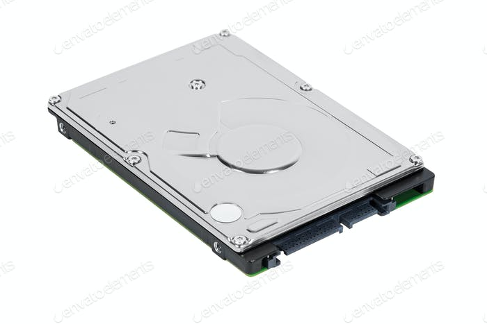 Laptop sata hard drive