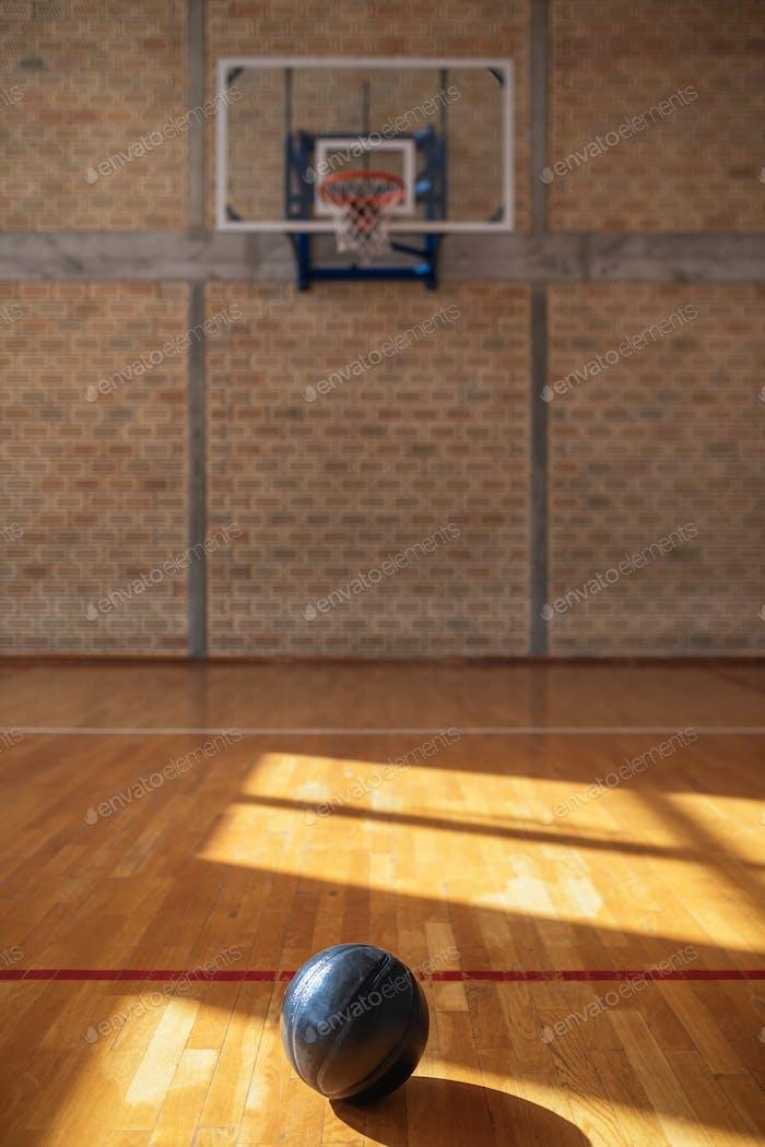 Sind Sie bereit für etwas Basketball