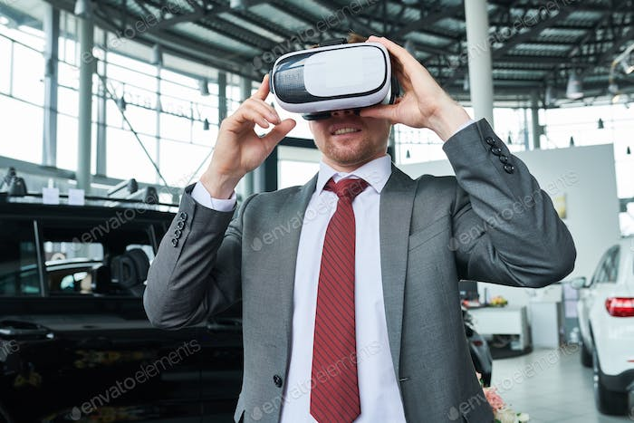 Virtual Test-Drive of Automobile