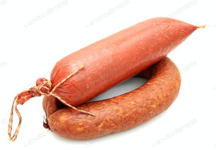 Tasty sausage
