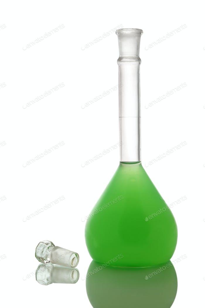 Chemical retort