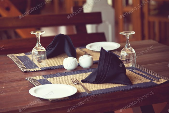 Restaurant decor