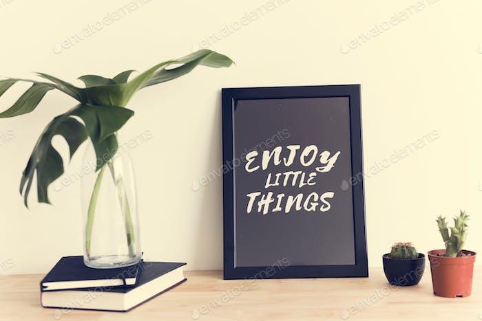Home interior design minimal simplicity