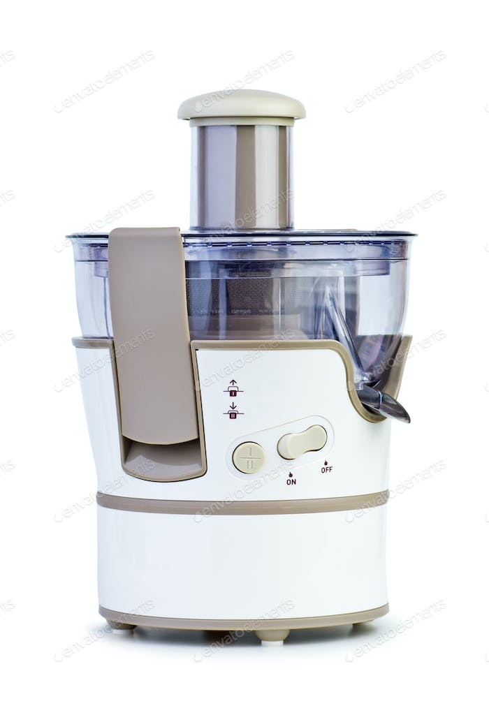 Electrical juicing machine