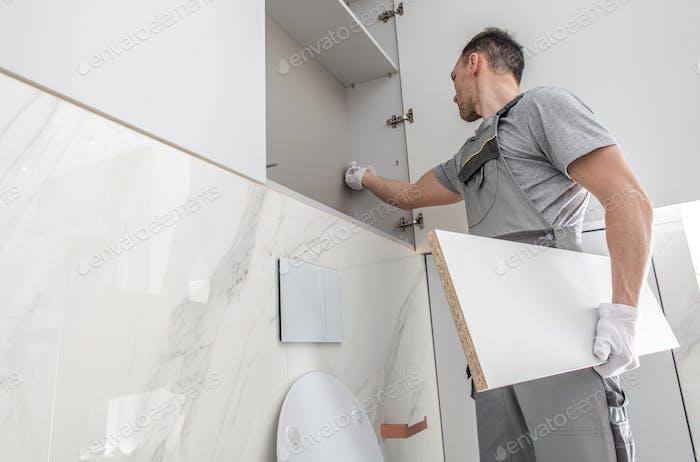New Bathroom Furnishing