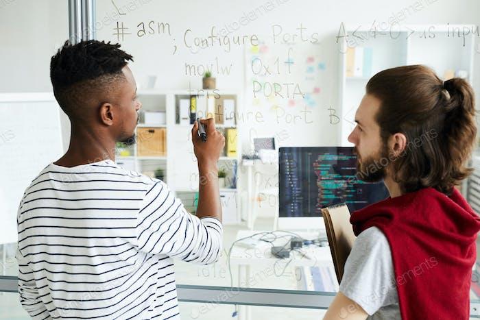 Analyzing codes