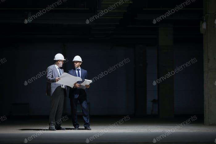 Real Estate Investors in Dark