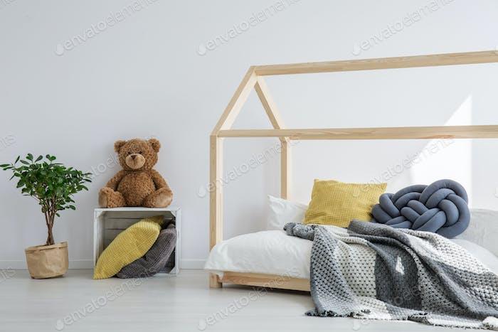 Idee für Kinderzimmer