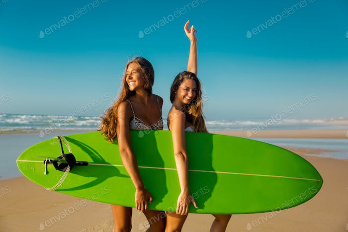 We love surf
