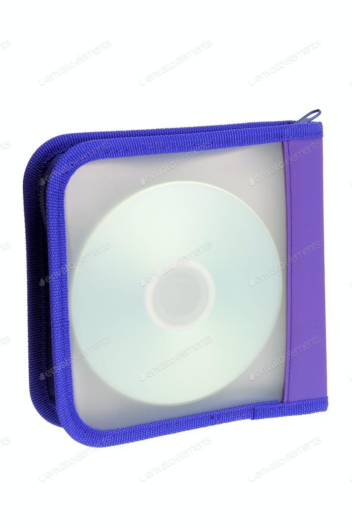 DVD сумка